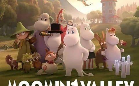 芬兰国宝级动画《姆明山谷》第1季全:全新3D制作,好莱坞顶级电影团队倾力打造