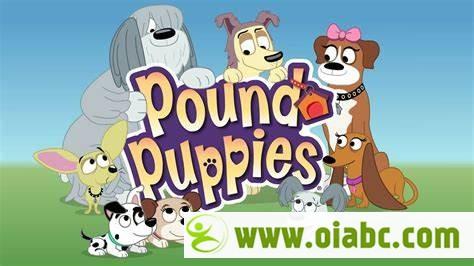 美国动画片《小狗邦德 Pound Puppies》百度网盘 全2季39集 国语版39集+英语版39集