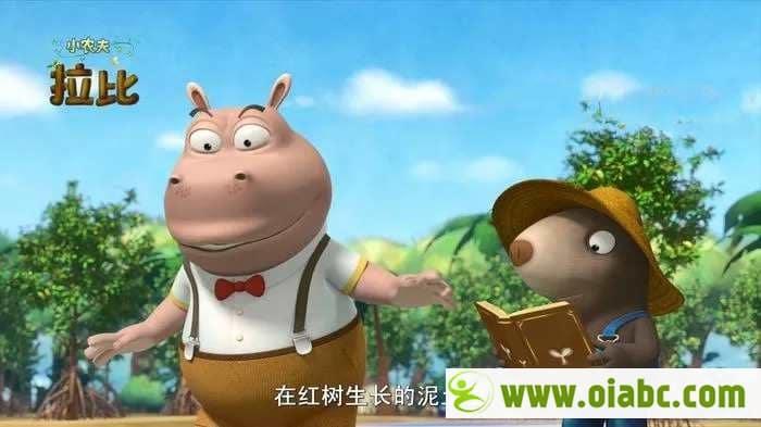 韩国动画片《小农夫拉比 The Little Farmer Rabby》全52集 国语中字 百度网盘免费下载