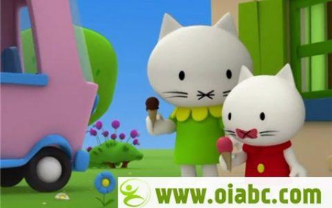 低幼动画小猫咪思蒂中英文动画百度网盘免费下载