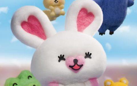 治愈系动画Mofy棉花小兔中文版英语版第一季全52集中英文字幕 百度云网盘免费下载